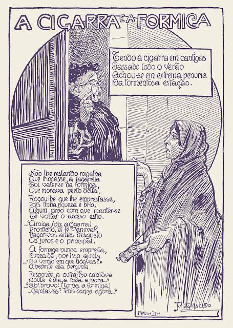 JM 2 - 10 Fantásticas ilustrações de Julião Machado