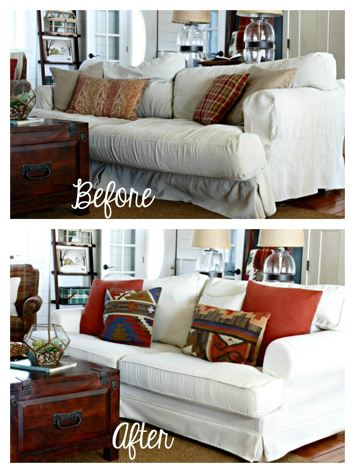 Golden Boys and Me Comfort Works Custom Slipcover Review