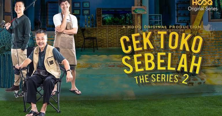 Cek Toko Sebelah: The Series Season 2 (2019) WEBDL