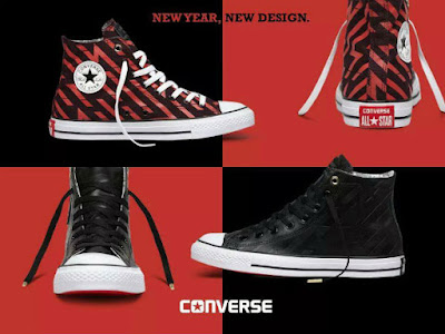 Converse Shoes CNY Edition