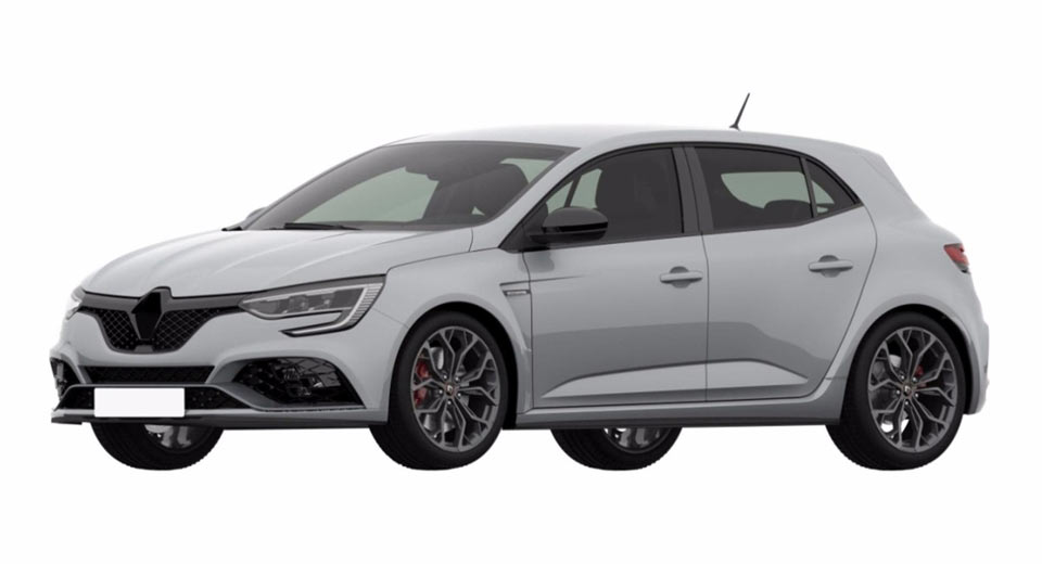 patent images show the new renault megane rs in full. Black Bedroom Furniture Sets. Home Design Ideas