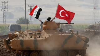Μουσουλμανικό στρατό …εκατομμυρίων και γενική επίθεση κατά του Ισραήλ, ονειρεύονται οι Τούρκοι