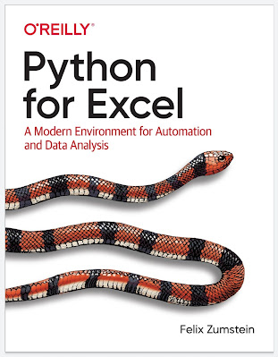 Python for Excel new 2021