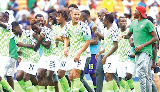FIFA Ranking: Super Eagles Now 3rd In Africa