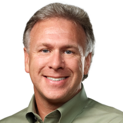 Apple marketing chief, Phil Schiller