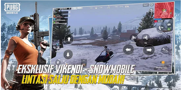 Game Android PUBG