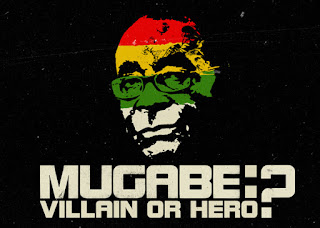Mugabe the villain