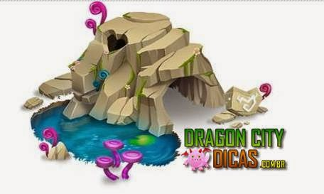 Caverna de Procriação do Dragon City