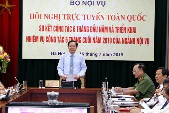 46 tỉnh, thành chuẩn bị sáp nhập 20 huyện và 653 xã