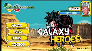 DBZ Galaxy Heroes APK