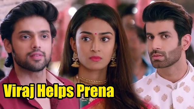 Finally Viraj feels Anurag and Prerna love each other in Kasauti Zindagi Ki 2