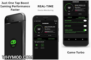 Whats New on Game Booster 4x Faster Pro
