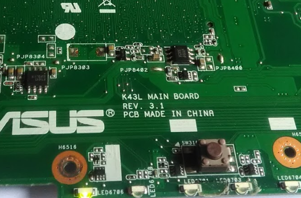 Asus K43L  Rev 3.1  X44H  Laptop Bios