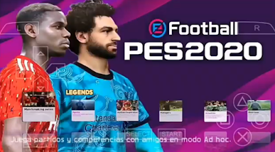 PES 2020 Lite New Texture Savedata Update 2020