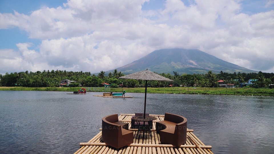 Sumlang Lake at Camalig, Albay ~ Naga City Deck