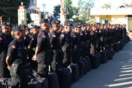 Brimob ke Jakarta, Ini Kata BPN Prabowo-Sandi