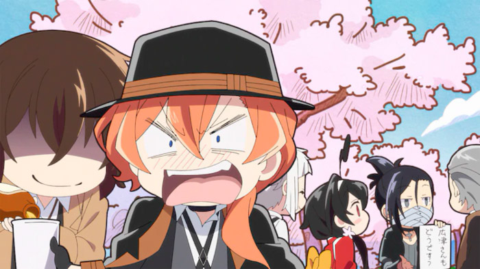 Bungou Stray Dogs Wan anime