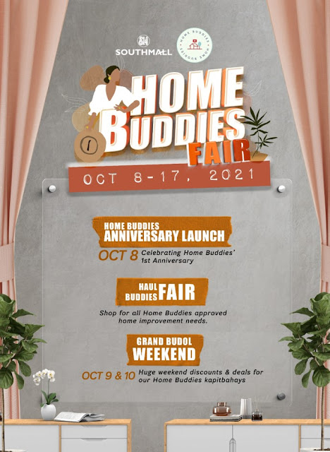 HOME BUDDIES GOES TO SM SOUTHMALL