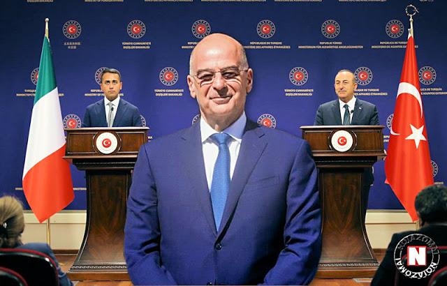 Δένδιας: Μπορούμε να διαπραγματευτούμε με την Τουρκία, αλλά...