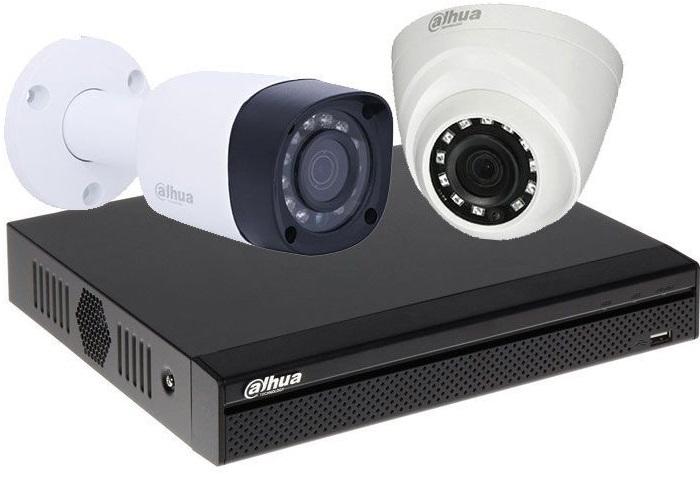 كاميرات مراقبة iP كامل من شركة داهوا