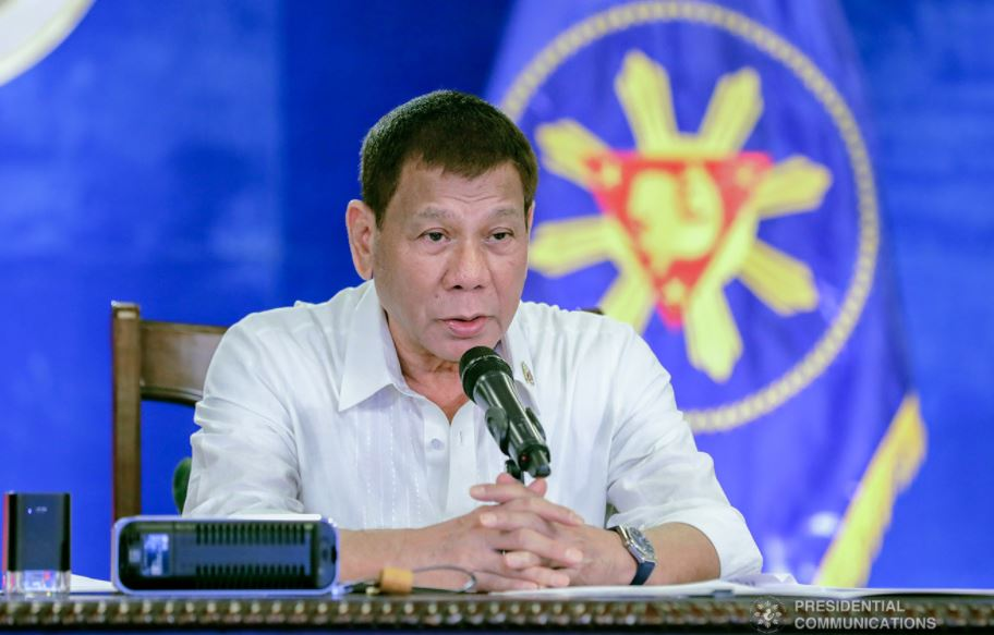 Duterte signs 2021 national budget
