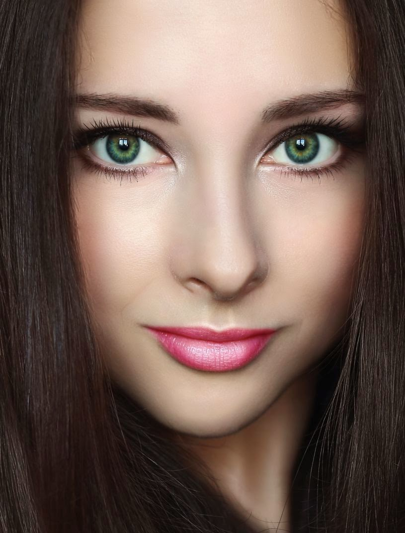 Prettiest Green Eyes In The World
