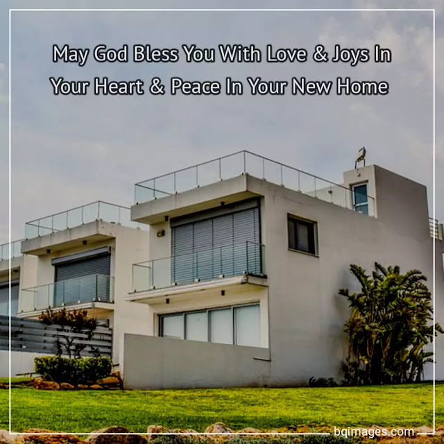 God Bless Your New Home Images