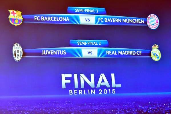 موعد وتوقيت مبارة يوفنتوس و ريال مدريد فى نهائى دورى ابطال اوربا  Real v Juve