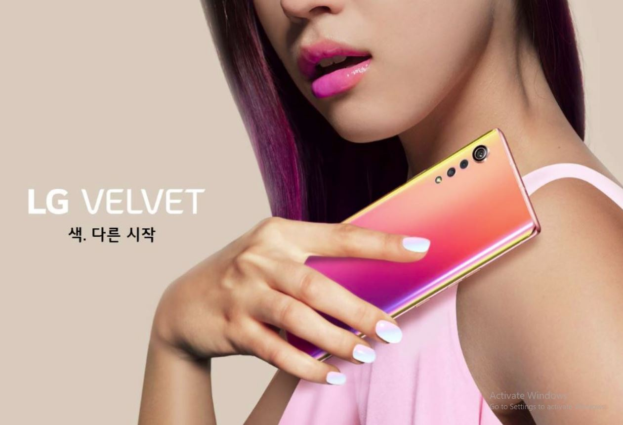 LG introduced a controversial smartphone Velvet with POLED screen, Snapdragon 765, 48 megapixel camera