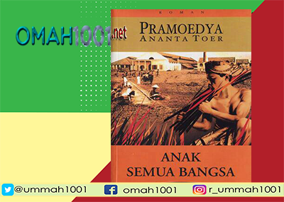 E-Book: Anak Semua Bangsa Karya Pramoedya Ananta Toer, Omah1001.net