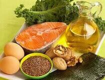 omega 3 bulunan yiyecekler