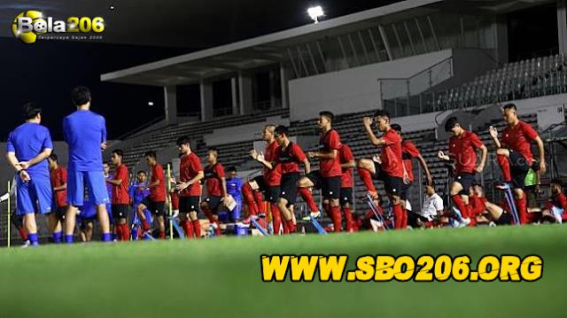 U - 20 Tim Piala Dunia Terbentuk