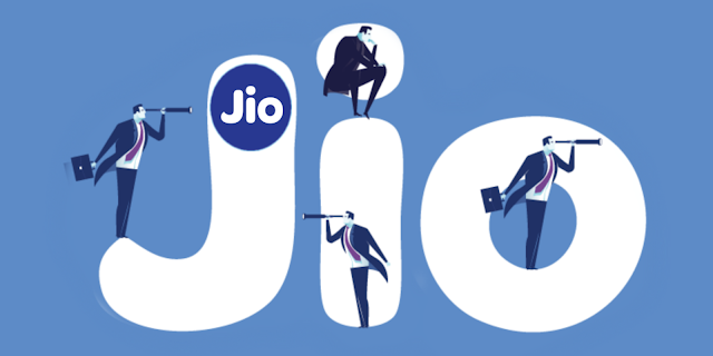Jio free 10 GB data