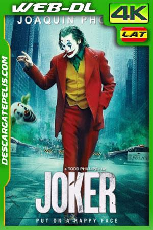 Joker (2019) 4K WEB-DL Latino – Ingles