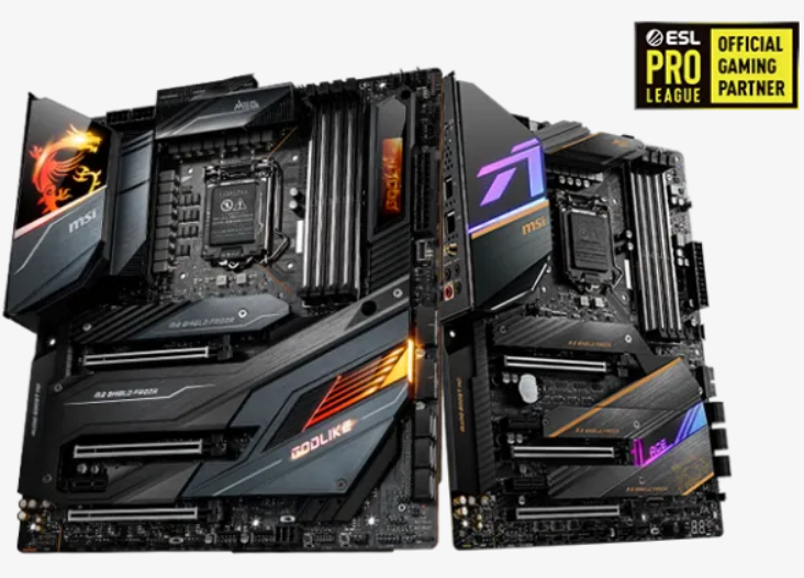 MEG Z490 GODLIKE Comes As MSI's Latest Motherboard