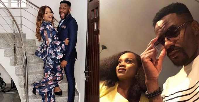 There is nothing wrong in having an open marriage – Ebuka Uchendu's wife, Cynthia shares