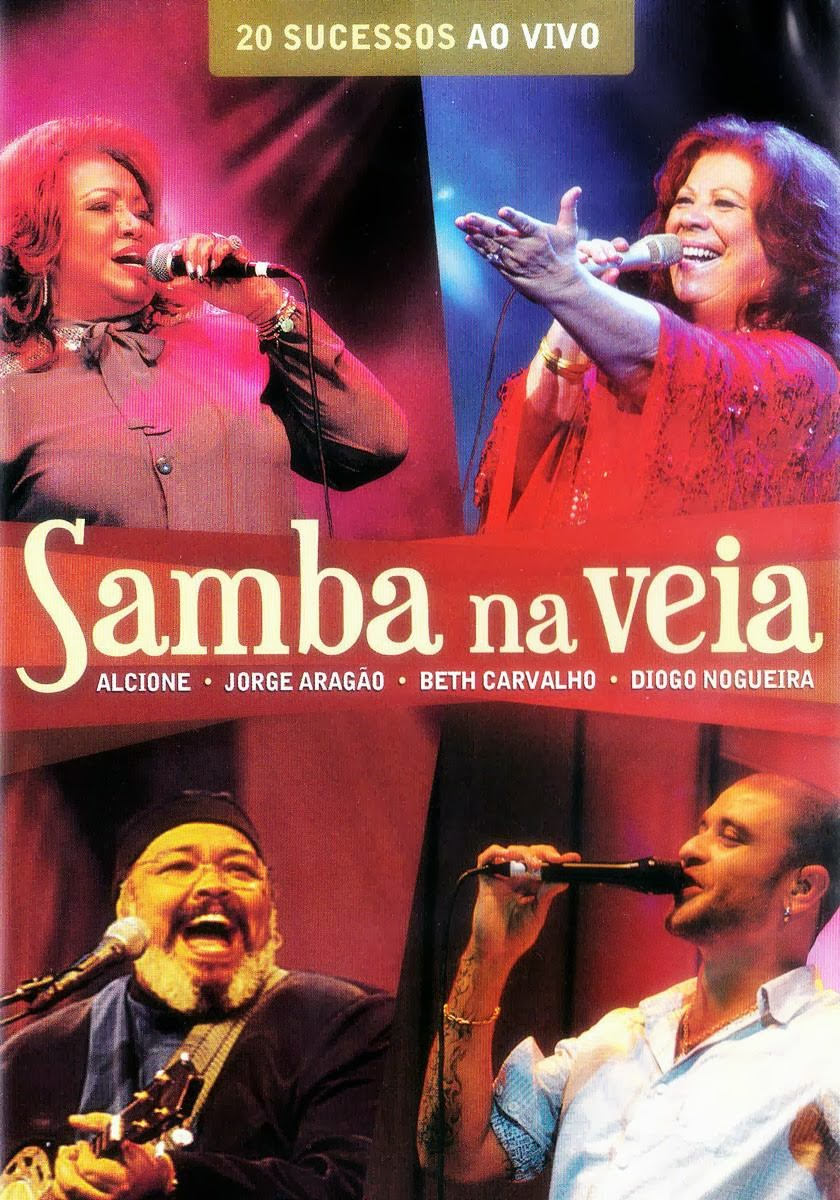 DVD Samba Na Veia Vol.1 (2011) AVI – DVD-R