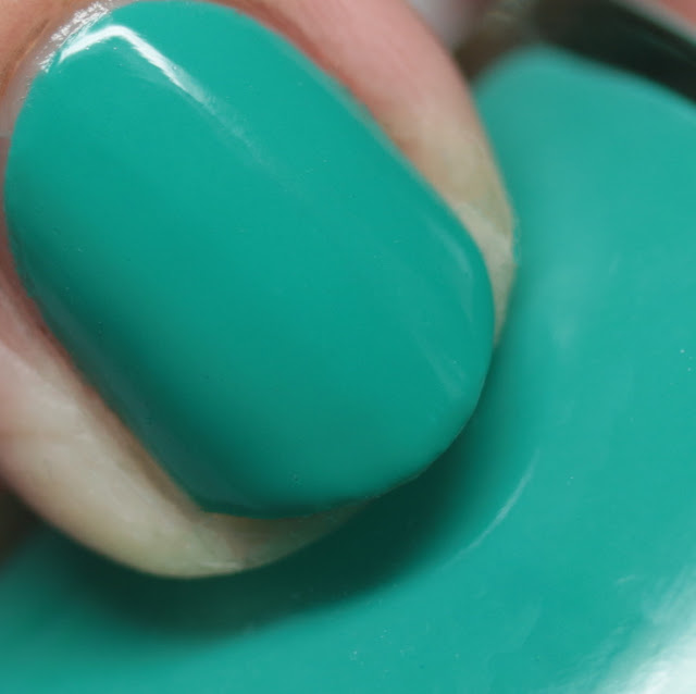 Literary Lacquers Cyan-tifically Proven