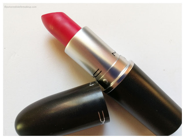 MAC Lipstick All Fired Up