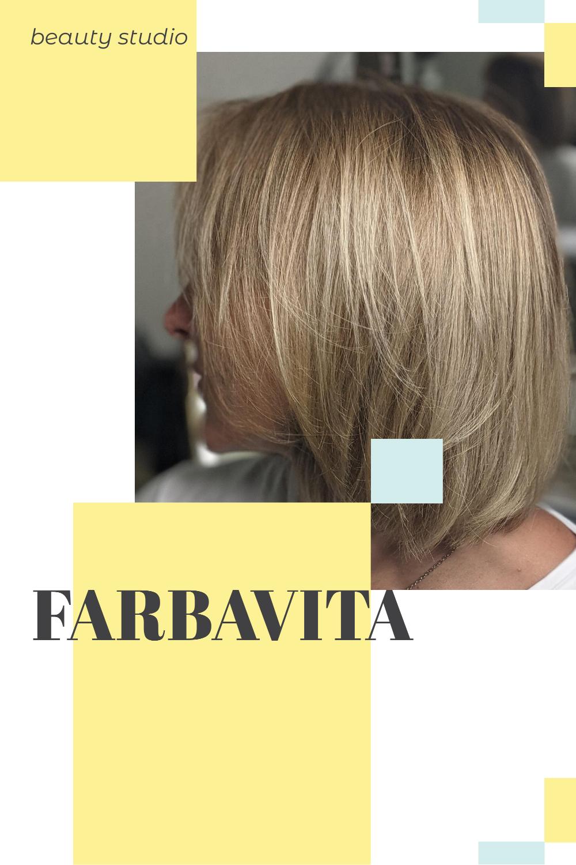 Модные женские покраски волос фото