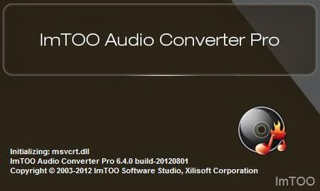 ImTOO Audio Converter Pro 6.5.0.20131230 Full With Keygen/Patch ...