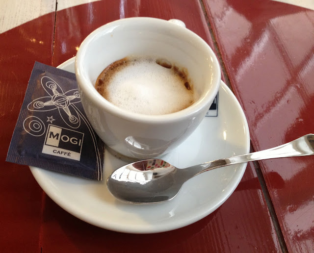 Best Coffee in Rome