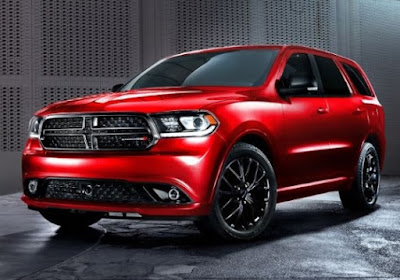 2016 Dodge Durango SUV - 2016 muscle cars.