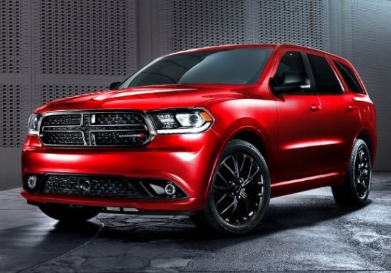 2016 Dodge Durango Suv Muscle Cars