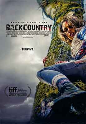 Backcountry es la primera incursión el el largometraje de Adam MacDonald