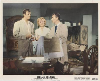 Hell's Island (1955)