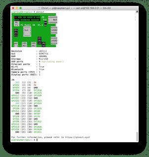 Software Raspberry Pi 4
