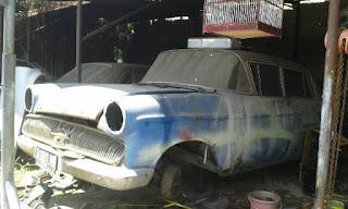 Forsale 1961 Opel Kapitan