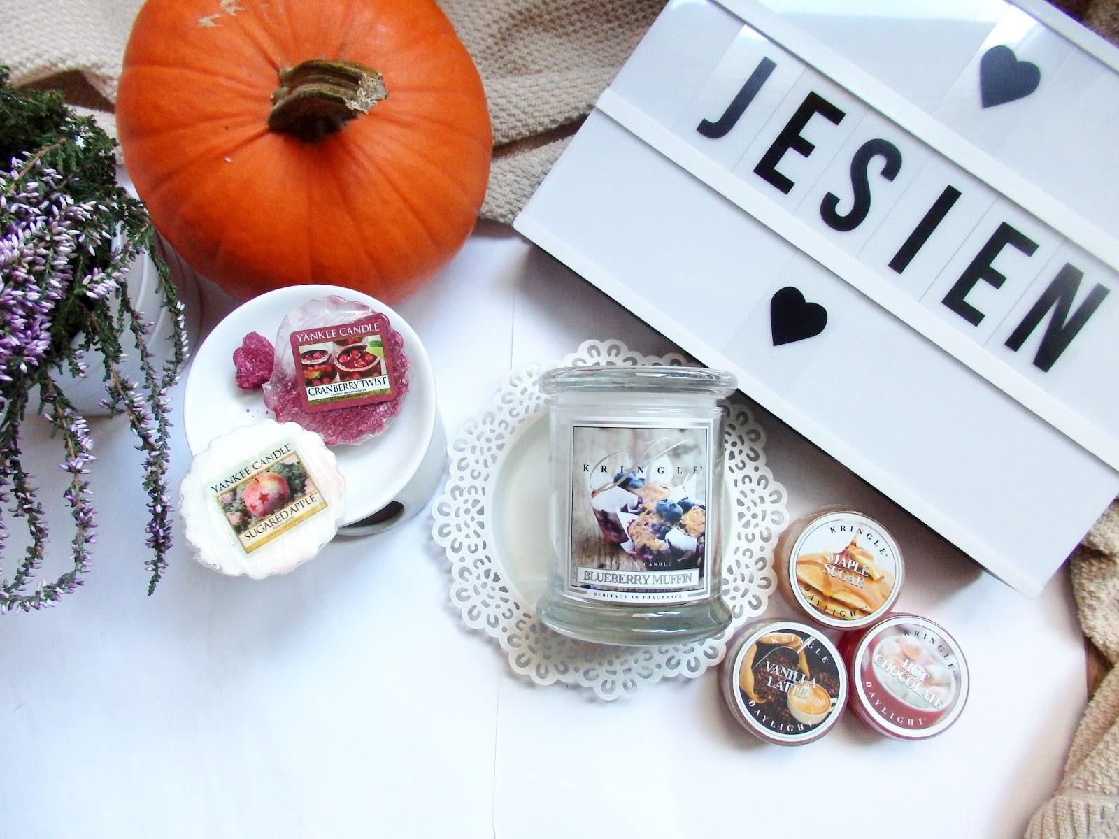 idealny zapach na jesień