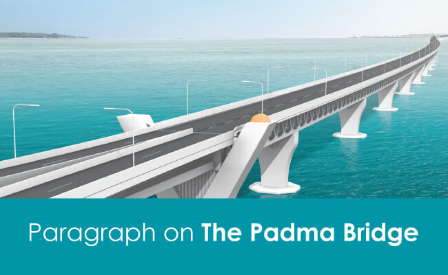 Short Paragraph on Padma Bridge